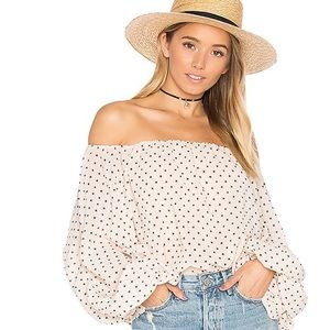 Lovers + Friends Dahlia Blouse